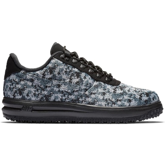 huge selection of 69d46 22851 🆕 Nike Lunar Force 1 Duckboot Low - Textile Camo NWT